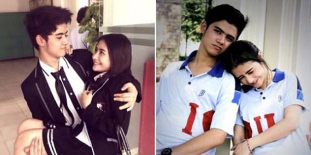 Foto Romantis Aliando Syarief & Prilly Latuconsina