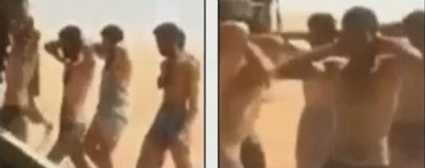 ISIS Mengupload Video Pembantaian 250 Tentara Suriah