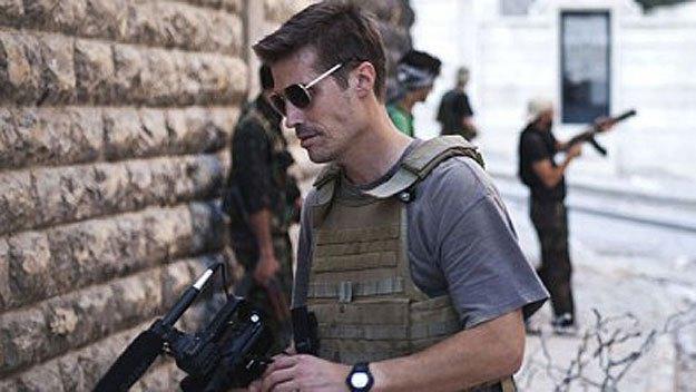 Inilah Isi Surat ISIS Kepada Keluarga James Foley